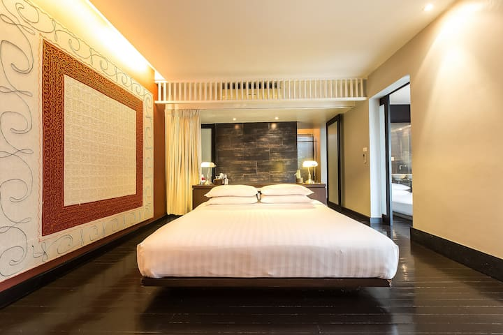 Penthouse suites for 7 pax - Bangkok - Huis