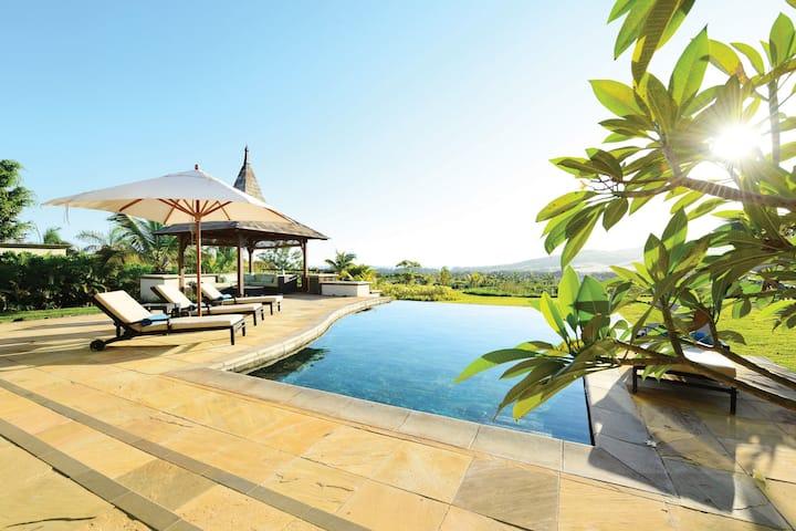 3 Bedrooms Pool Villa | Heritage The Villas