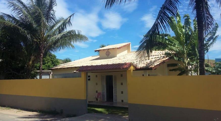Casa Pepita Praia Itaoca