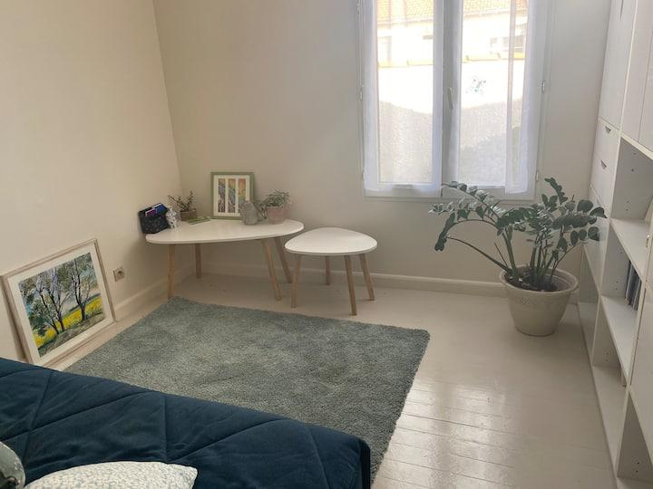 Chambre double proche de La Rochelle