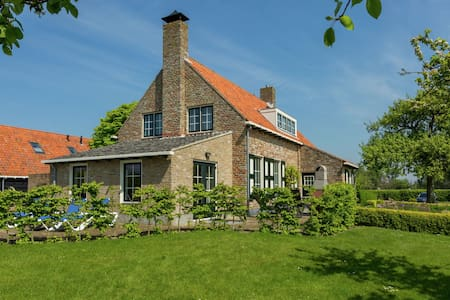 Spacious and comfortable family house in Westkapelle