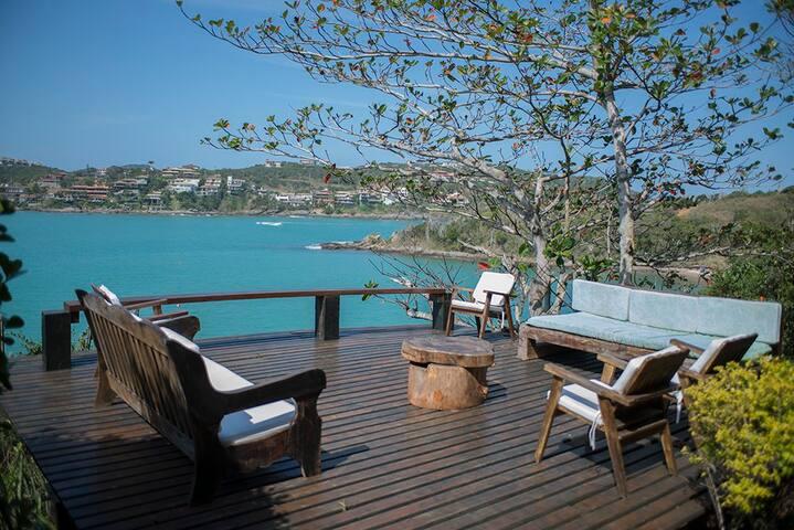 Duas Praias Ferradura Beach House