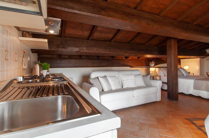 GINEPRO - Antica Residenza Montereano con piscina
