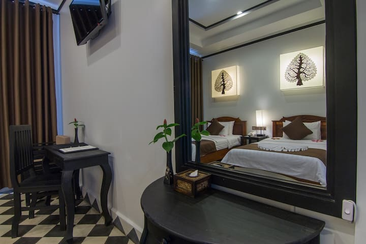 Gorgeous room with a good price in Siem Reap - Krong Siem Reap - Apartment
