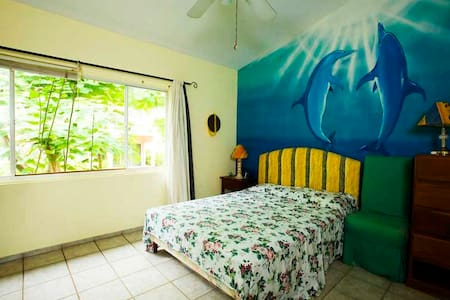 Bedroom on Tamarindo Surfing Beach