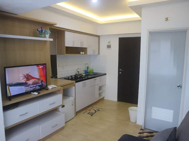 Hommy Jarrdin Apartment by Ghina Free Wifi