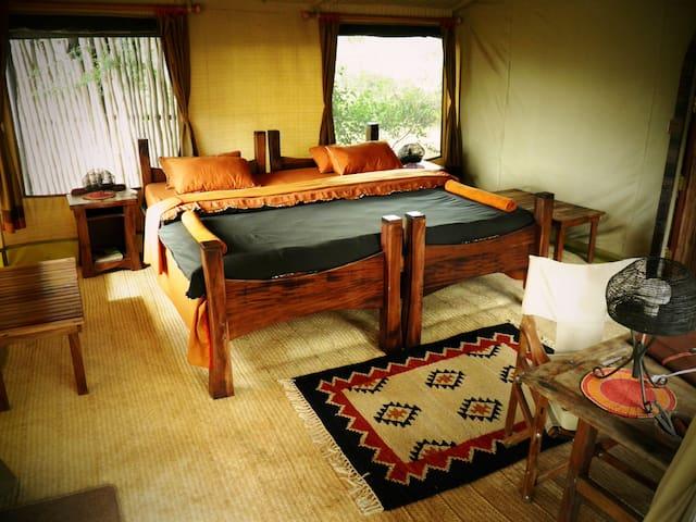 Isoitok Tented Camp - Tanzania