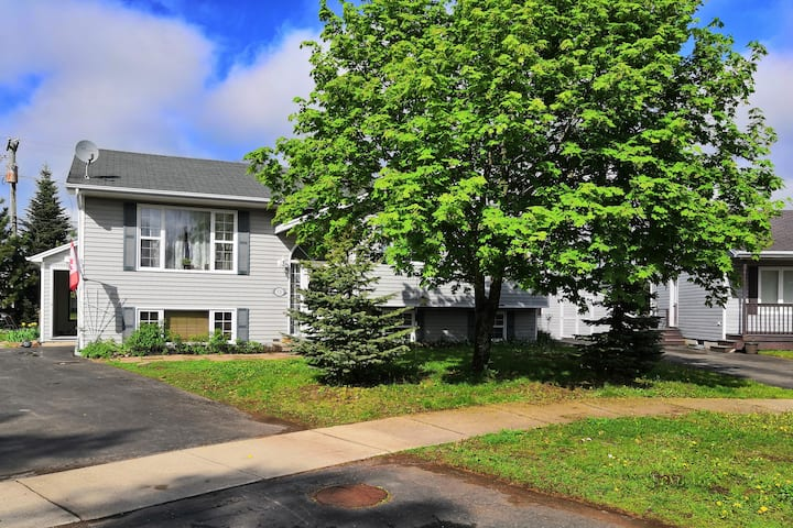 Amazing private bachelor suite in Central Moncton!