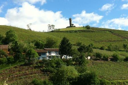 la locanda della torre - Canelli - Szoba reggelivel