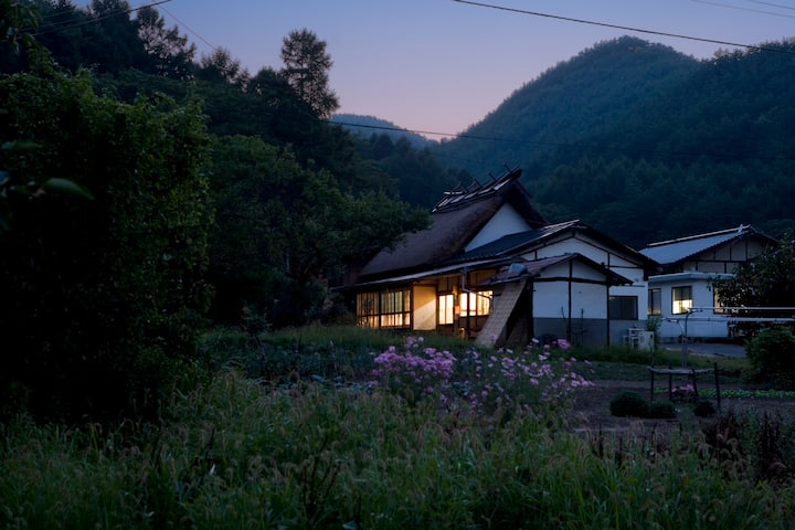 Inaka Home in Japanese Village【本年度は休業します】