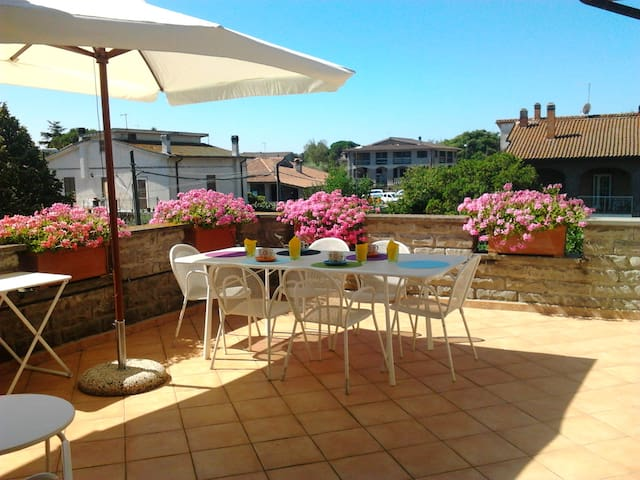 Appartamento Gardenia - - Monterosi - บ้าน
