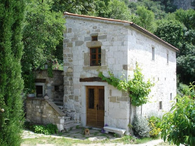 Little stone house - Podpeč - Casa