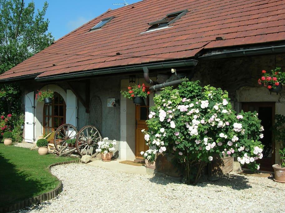 Ravissante petite chambre pour 2 chambres d 39 h tes for Chambre d hote en france