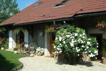 Ravissante petite chambre pour 2 - Menthonnex-en-Bornes - Bed & Breakfast