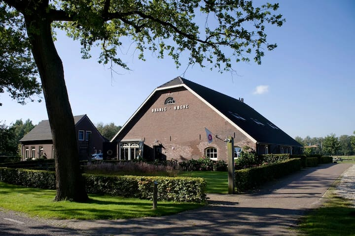 Bed & Breakfast OranjeHoeve - Helenaveen