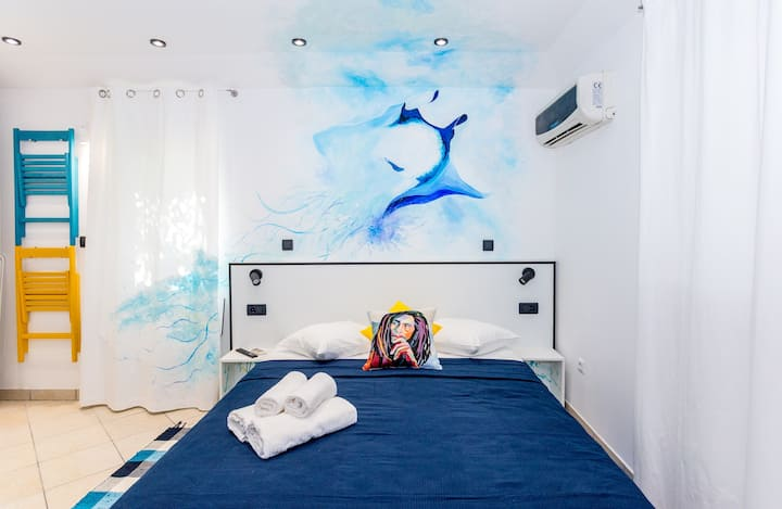 MiMa's Rooms: Blue Ray*** - great for a city break