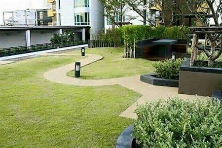 Modern Living 5 min to IMPACT Arena Prime Location - Pak Kret - Apartament
