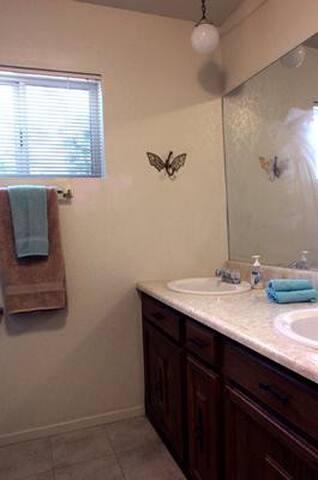 Lee's Dynasty: Garden Duplex - Borrego Springs - Apto. en complejo residencial