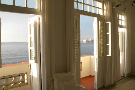 Colonial style B & B By the Sea - La Habana