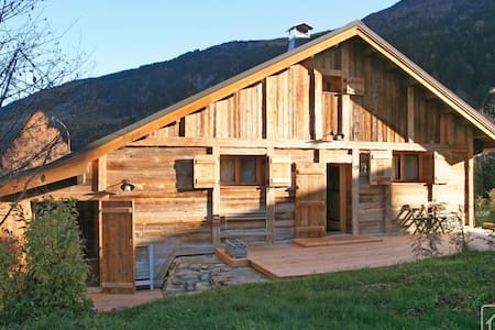 Traditional mountain chalet in Les Contamines - Les Contamines-Montjoie - Hus