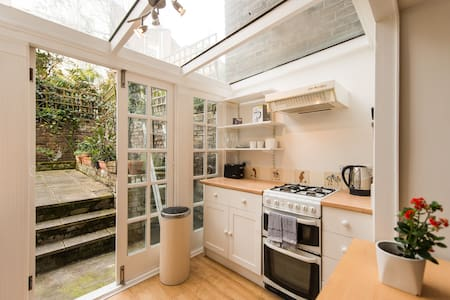 Garden flat in Notting Hill