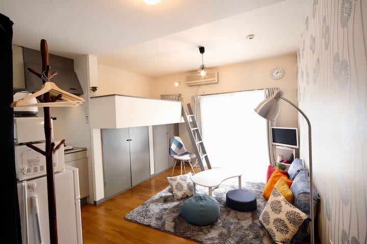 Haruyoshi Apartment 102