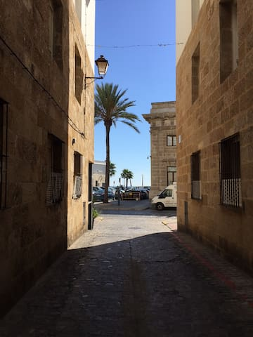 Apartamento en Casco Antiguo de Cádiz