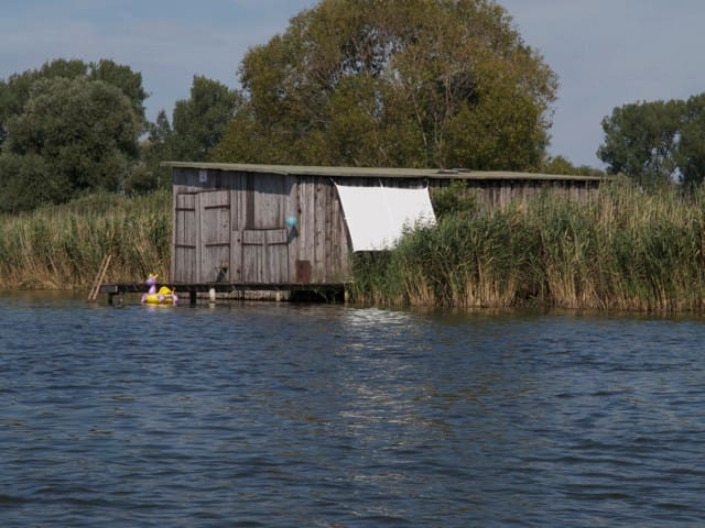 The Boat House , dream in the natur - Groß Kreutz - Hut
