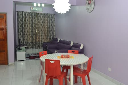 COZY 3R2B APARTMENT STYLE - Selayang