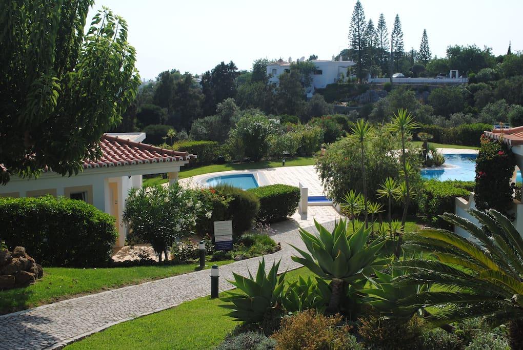 private villa in carvoeiro algarve villen zur miete in With katzennetz balkon mit algarve gardens alfamar villas