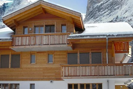 Chalet Pfingsteggblick, Grindelwald - Grindelwald