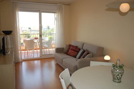 Lovely 2 bedroom apartment with a swimming pool - Calafell