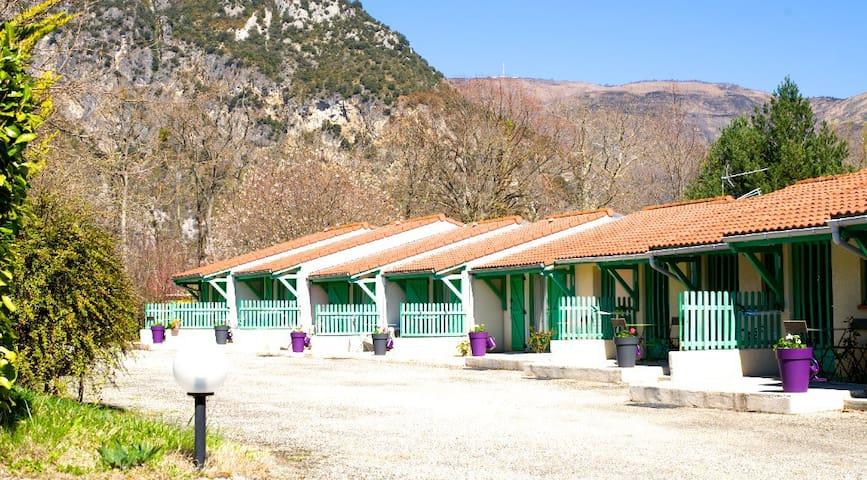 FAUCON PELERIN 30m2  - Tarascon-sur-Ariège - Rumah