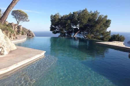Luxury villa with sea views  - Villefranche-sur-Mer - Villa