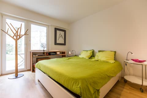 Comfortable private unit in Bachletten, Basel City