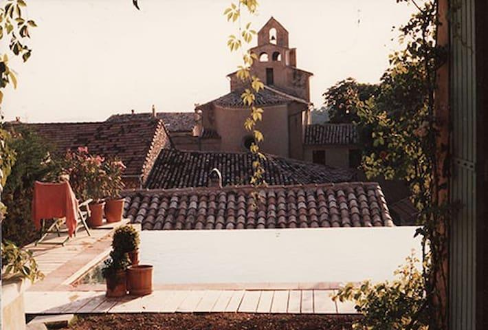Maison de charme au Mont Ventoux - Flassan - Casa