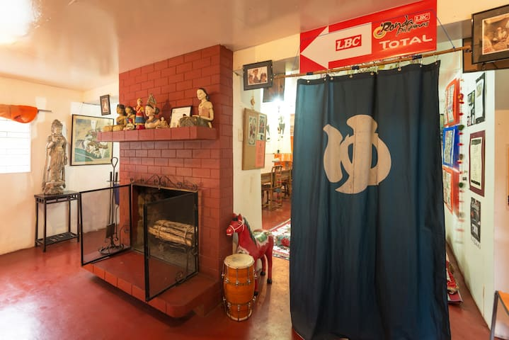 Bliss Homestay Studio w/ Fireplace - Baguio - Apartment