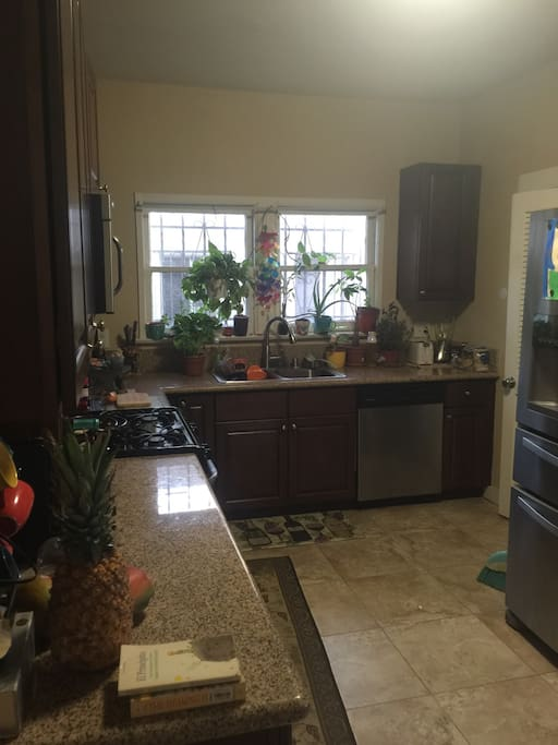 Kitchen may be used by guest any time