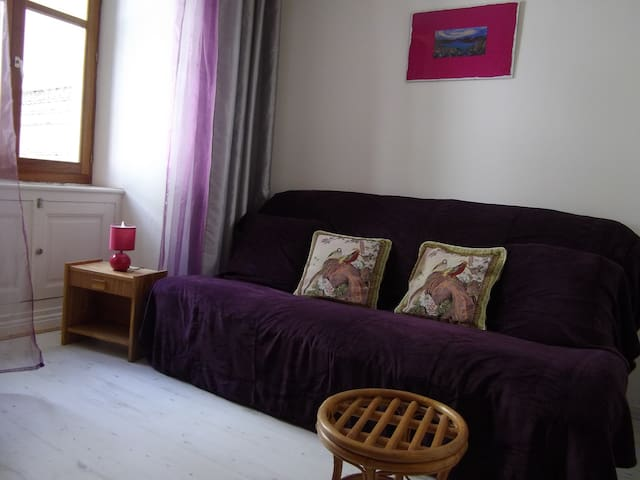 Little studio in town centre, fully equiped - Aix-les-Bains - Byt