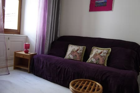 Little studio in town centre, fully equiped - Aix-les-Bains - อพาร์ทเมนท์