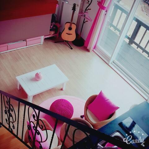 핑크마운틴