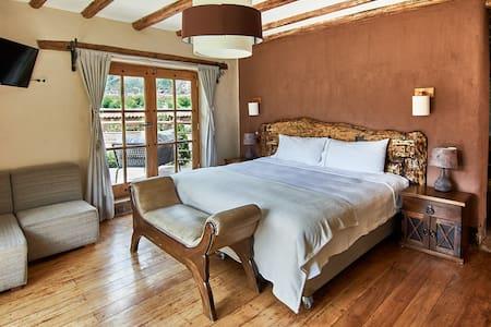 Habitacion Suite Deluxe - Allpawasi Pisac Lodge
