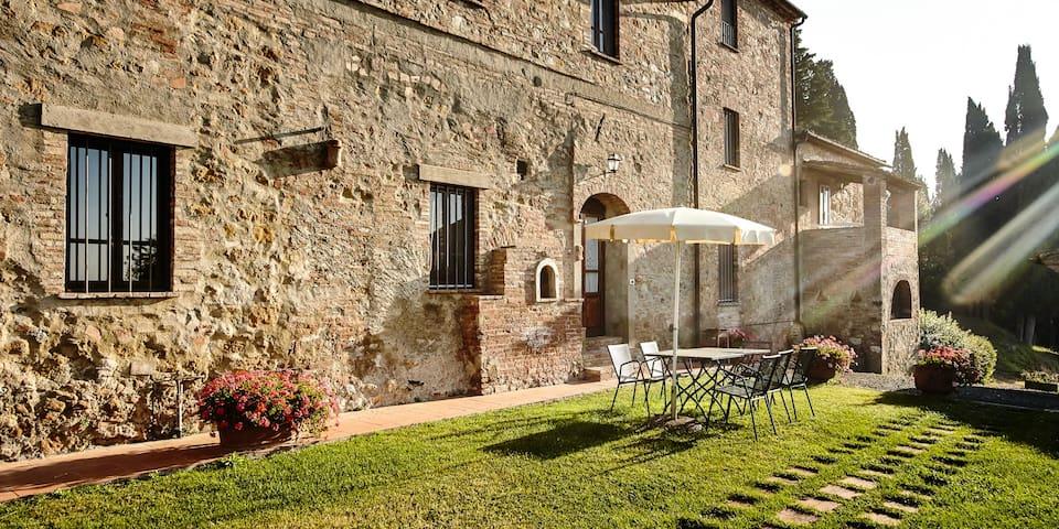 Il Castagno: COPPO - Gambassi Terme - Apartment