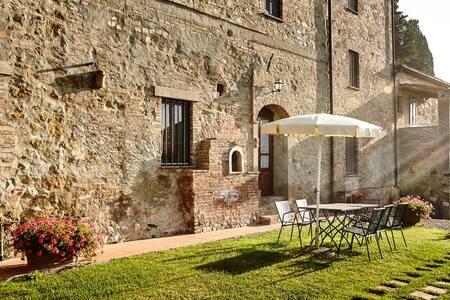 Il Castagno: COPPO - Gambassi Terme
