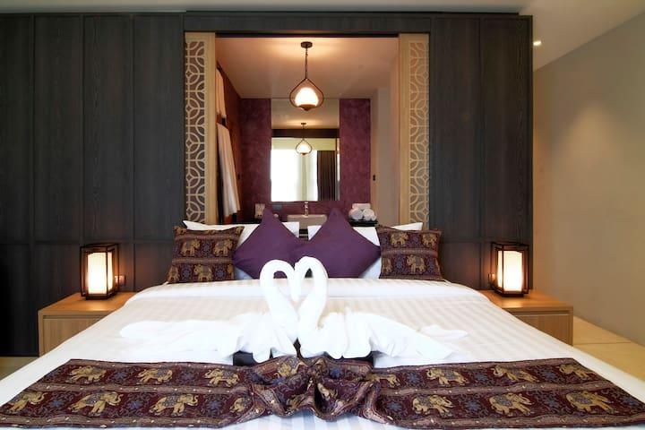 Tapae gate villa Suite room