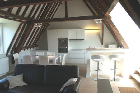Luxury loft in the centre of Bruges - Brügge