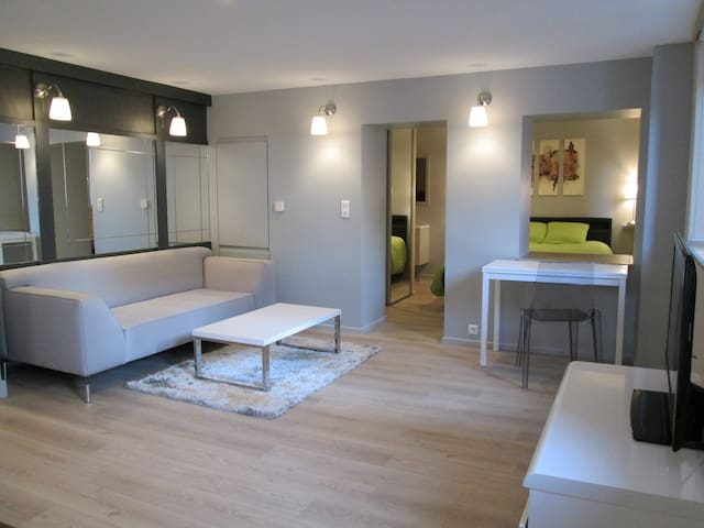 "Appartements "" RÉSIDENCE DU PARC "" - Belfort - Apartment"