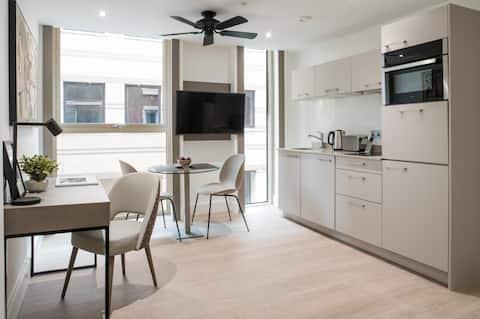 Modern Luxury Studio Suite by Chancery Lane