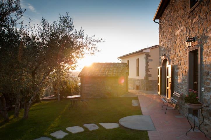 Borgo tra gli Olivi (2 pax) - Castiglion Fiorentino - Bed & Breakfast