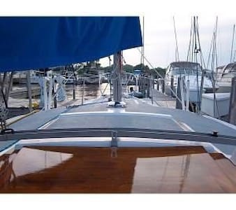 27' Coronado sailboat, sleeps 6. - Muskegon - Tekne